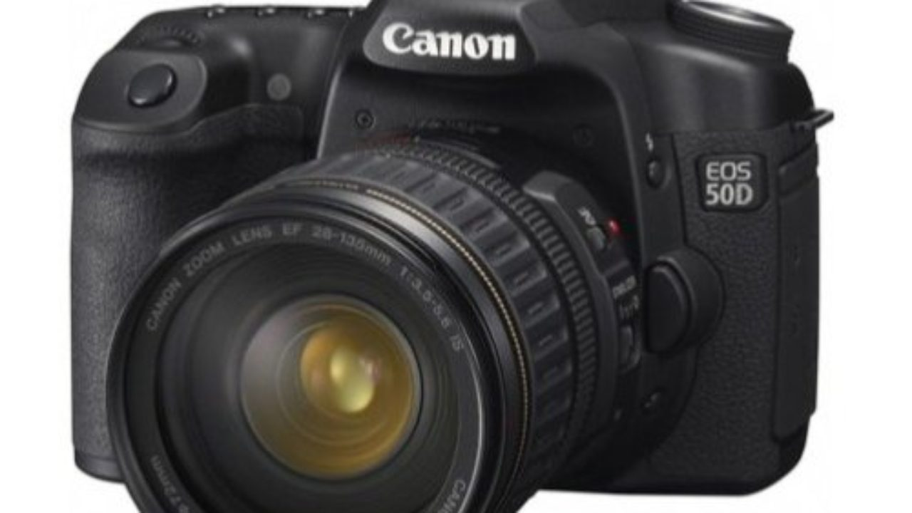 Review] Canon EOS 50D – Still Kicking – CanonWatch