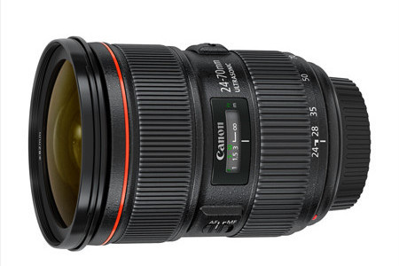 Another Mention Of The Canon EF 24-70 F/2.8L IS Lens [CW2]
