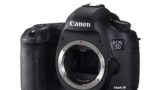 Canon EOS 5D Mark III Deal – $1799 (reg. $2499, Import Model)