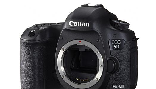 Still Live: Canon EOS 5D Mark III Deal At $1,899 (reg. $2,599)
