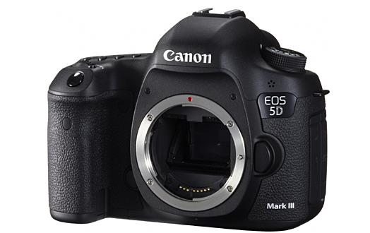 Canon EOS 5D Mark III Deal – $1,999 (reg. 2,499)