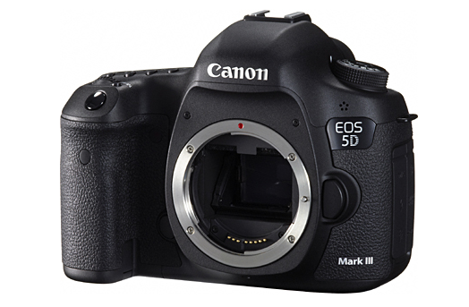 Canon EOS 5D Mark III Superdeal Is Back – $1,999 (reg. $2,499)