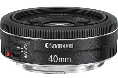 Deal: Canon EF 40mm F/2.8 STM Price Drop, Ow It's $129