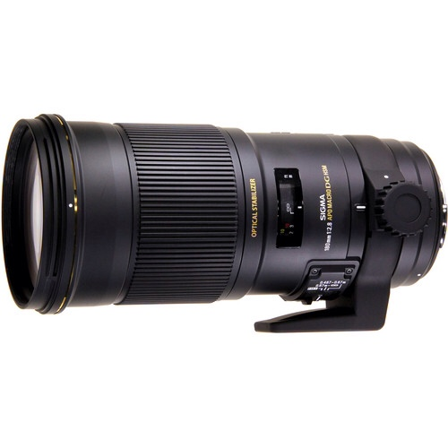Sigma APO Macro 180mm f/2.8 EX DG OS HSM Review