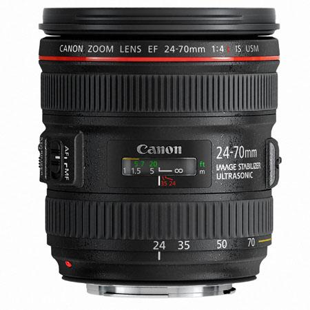 Canon EF 24-70mm f/4L IS USM Review
