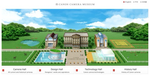 Canon History Museum