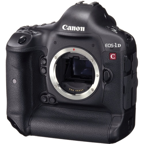 EOS-1D C Review