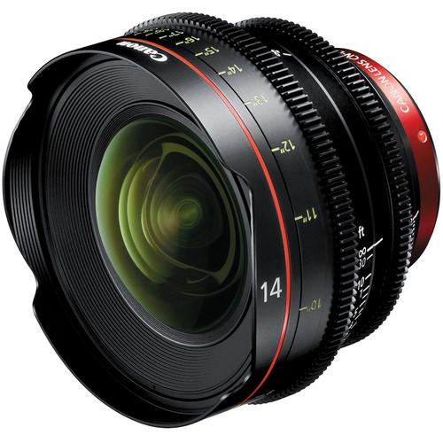 Canon CN-E 14mm T3.1