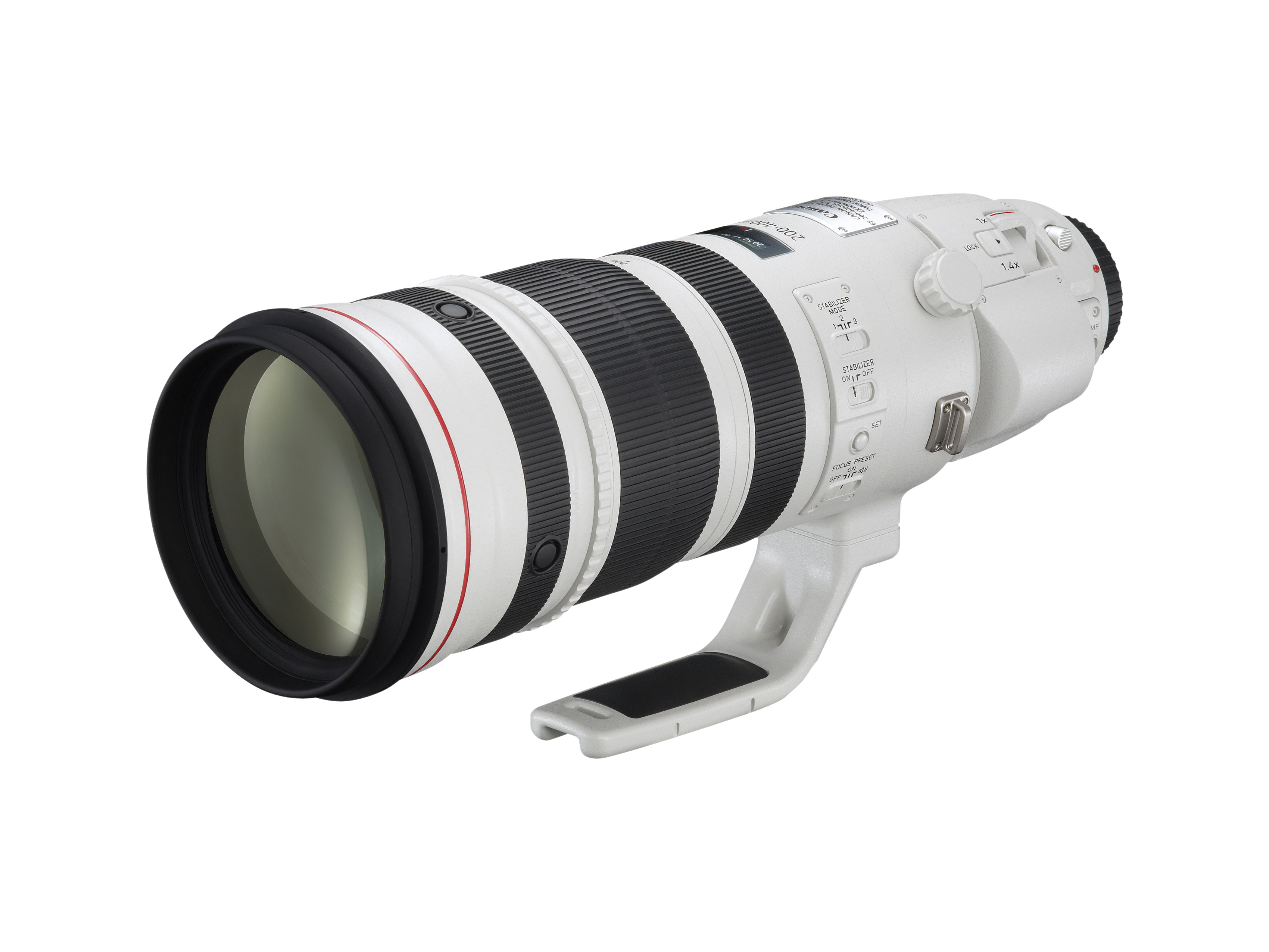 Canon EF 200-400mm F4 L IS 1.4x