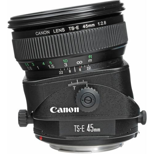 Canon TS-E 45mm