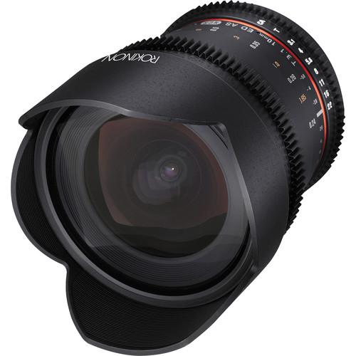 Rokinon 10mm T3.1 Cine Lens