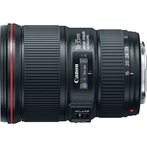 EF 16-35mm f/4L IS