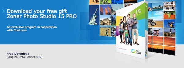 Zoner Photo Studio 15 PRO