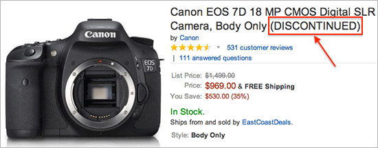 Canon-EOS-7D-camera-discontinued