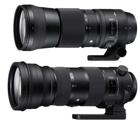 150-600mm f/5-6.3 DG OS HSM