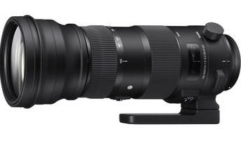 Sigma 150-600mm F5-6.3 DG OS HSM Sport