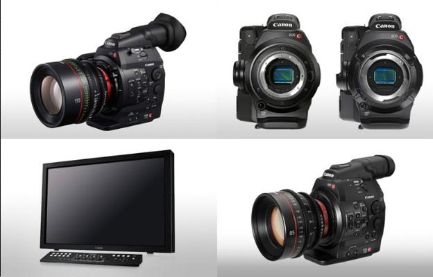 Cinema EOS Cameras