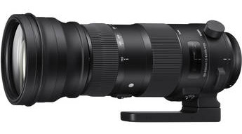 New Firmware For Sigma 150-600mm F5-6.3 DG OS HSM Makes Auto-Focus Up To 50% Faster