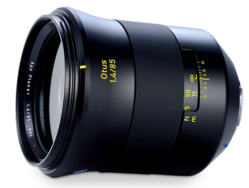 Otus 85mm F/1.4