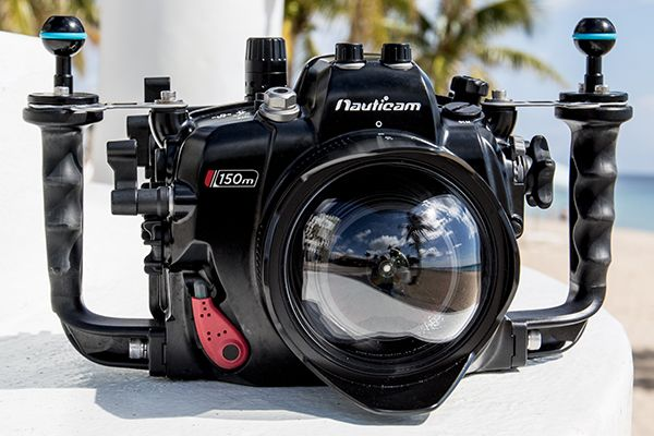 Underwater Housing For Canon EOS 5D Mark III