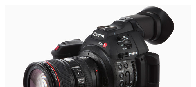 Canon EOS C100 Mark II And Kits Get $1,000 Discount