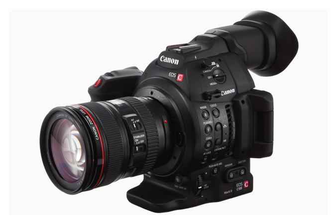 Canon C100 Mark II vs C200 vs C300 Mark II Comparison – CanonWatch