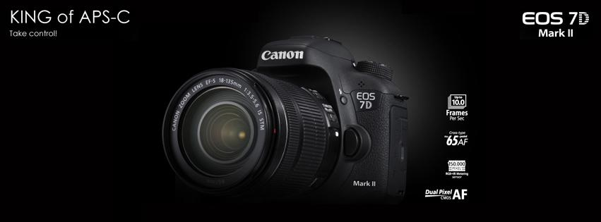 EOS 7D Mark II Review