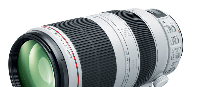 Canon EF 100-400mm F/4.5-5.6L IS II Bundle Deal, PIXMA PRO-100, Filters, Cleaning Kit & 50 Sheet Photo Paper – $1,649 (reg. $2,199)