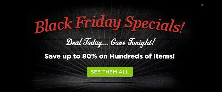 Black Friday Canon Deals