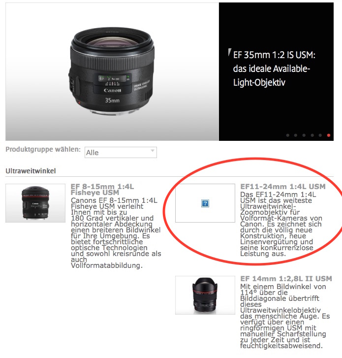 Announcement Soon: Canon EF 11-24mm f/4L Lens (Update) - CanonWatch