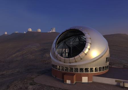 TMT Extremely Large Telescope