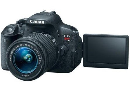 Canon Rebel T5i, 70D, 6D Bundle Deals (starting $399)