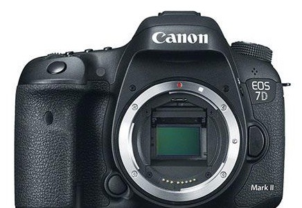 Still Live: EOS 7D Mark II ($1,150), EOS 5D Mark III ($1,999), EOS 6D ($1,197)