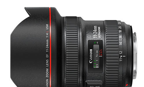 Canon EF 11-24mm F/4L And EF 16-35mm F/4L IS Open Box Deals At Adorama