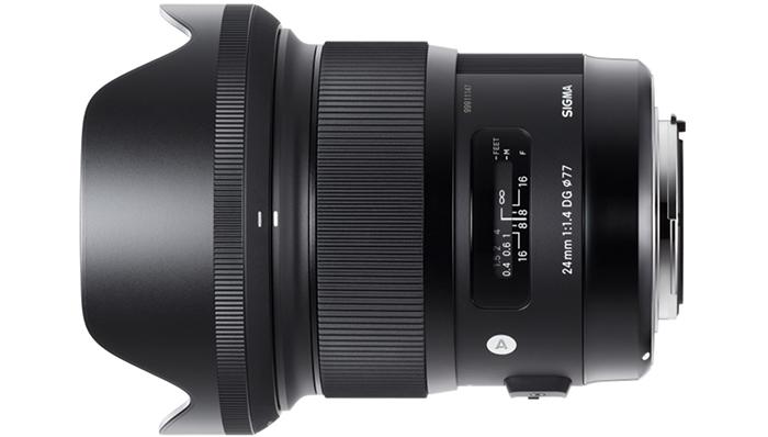 Sigma 24mm f/1.4 DG HSM