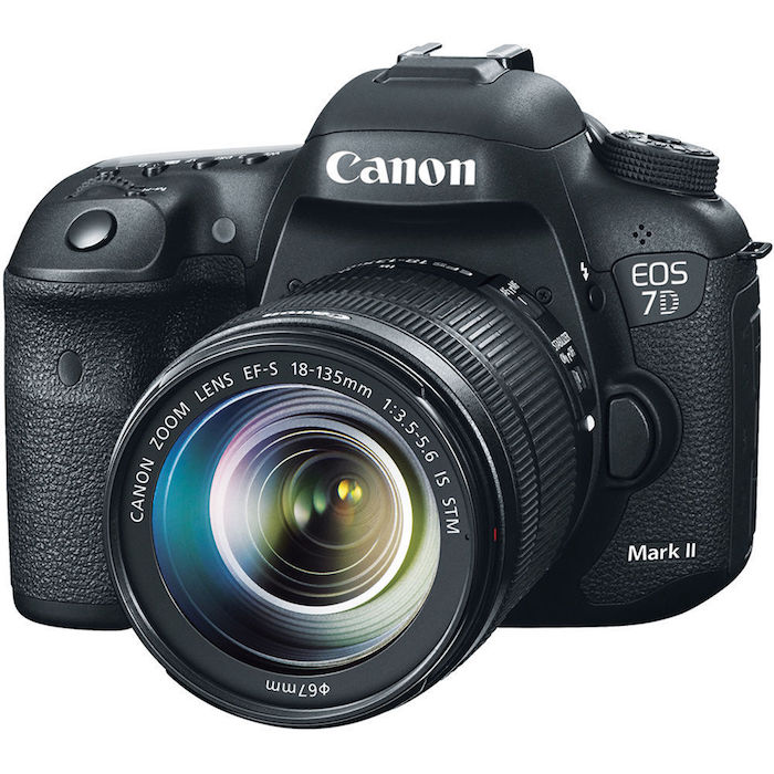 Canon EOS 7D Mark II With EF-S 18-135mm IS STM Deal – $1,499 (reg. 1,849, Open Box)