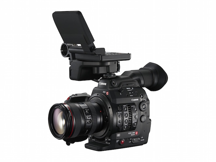 Canon EOS C300 And EOS  C300 Mark II Firmware Updates Available For Download