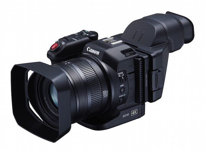 Canon XC10 Rated Highly For Performance In European Broadcasting Union Report