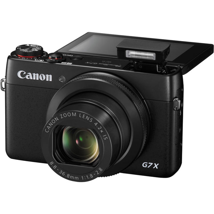 Canon Powershot G7X Mark II And SX720 HS Specs Leaked, And EOS 80D Announcement Suggestion [CW4/CW3]