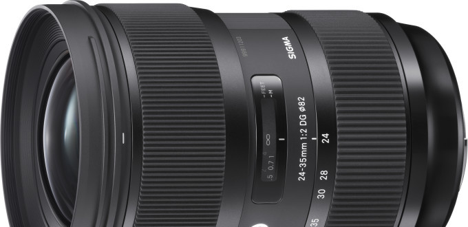 Canon News Round-up (EOS C300 MKII, 7D MkII, Sigma 24-35mm, G3 X, …)