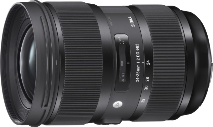 Sigma 24-35mm F/2.0 DG HSM ART Lens Hands-on By LensRentals