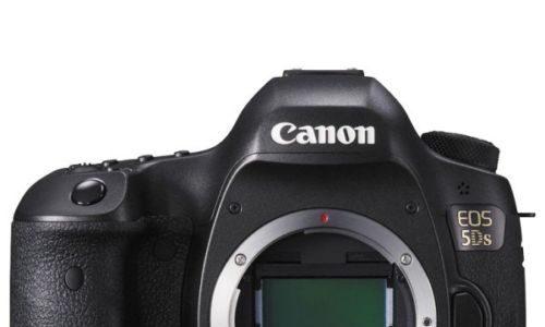 Canon EOS 5Ds Deal – $2,620 (reg. $3,499)