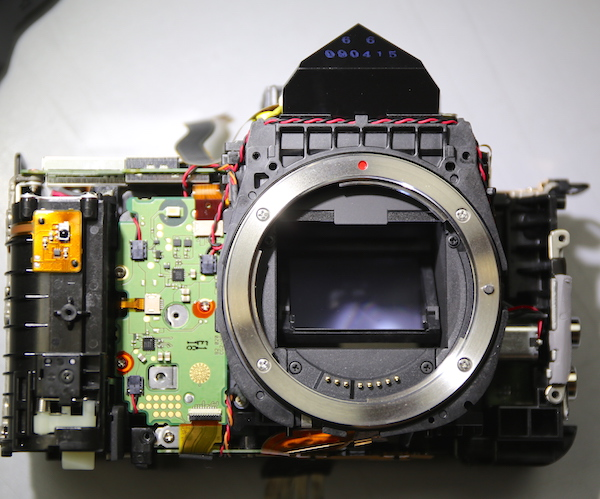 Canon EOS 5DS teardown, step by step – CanonWatch