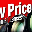 Canon Direct Store Adds More Refurbished Items To Stock (and Price Drops)