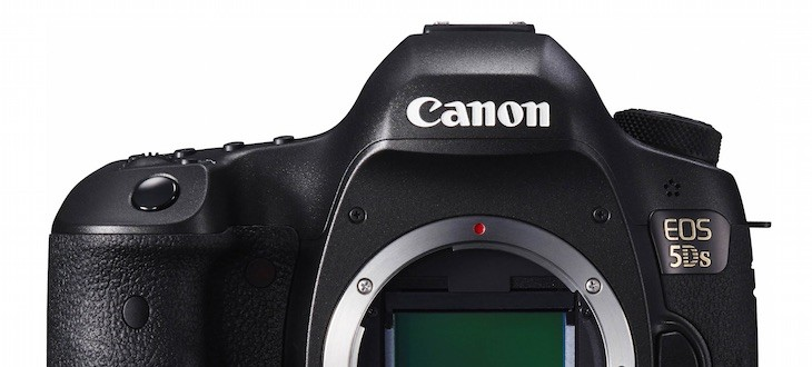 Canon EOS 5Ds Killer Deal – $2,700 (reg. $3,699)