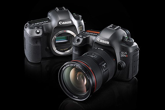 Canon EOS 5Ds R Hands-on Video And Sample Pictures
