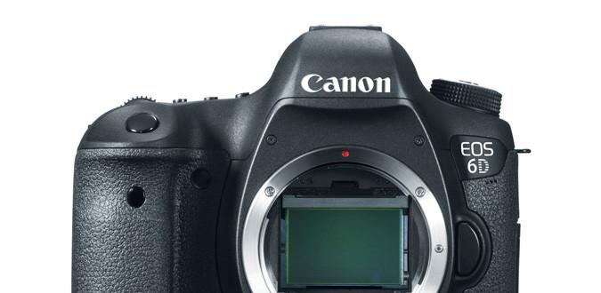 Canon EOS 6D Deal – $1,099 (reg. 1,399)
