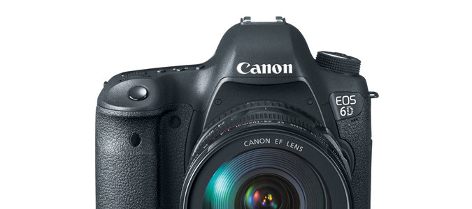 Canon EOS 6D Deal – $1,049 (reg. $1,399)