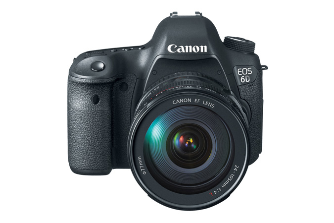 Canon EOS 6D Mark II Introductory Price To Be $1,999? [CW3]