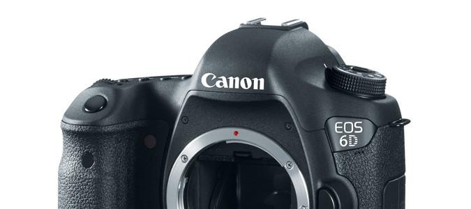 Canon EOS 6D Deal – $1,099 (reg. $1,499)
